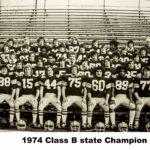 Muskegon Catholic Central - 1974 Football