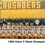 Muskegon Catholic Central - 1990 Football