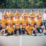 Muskegon Catholic Central - 2002 Boys Tennis