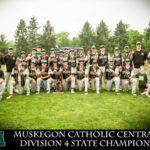 Muskegon Catholic Central - 2015 Baseball