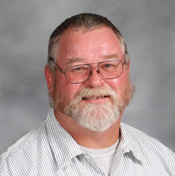 Al Anderson, Maintenance & Custodial