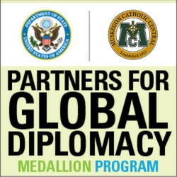 Partners for Global Diplomacy - Medallion Program