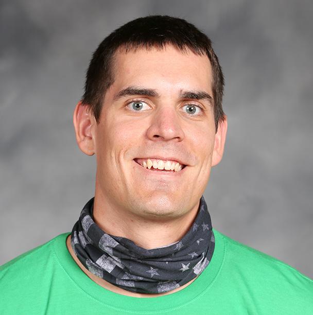 Jason Ribecky, Computer & PE Teacher