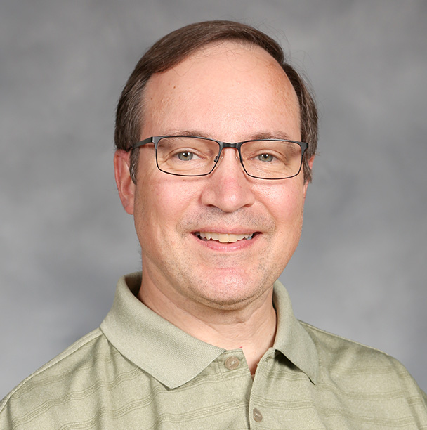 Jeff Plyler, Accounting & HR Assistant