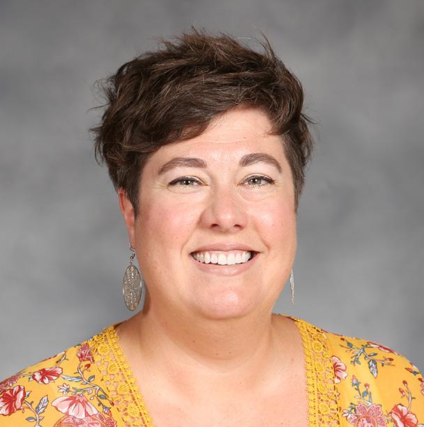 Kelly Dornbos, English Teacher