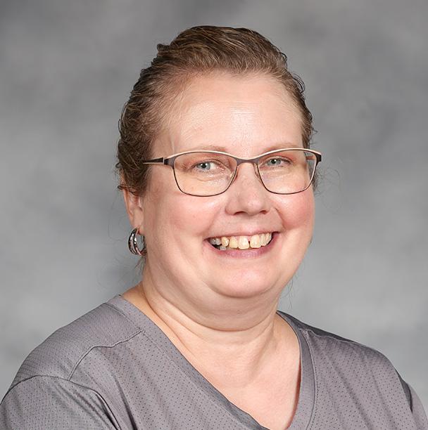 Lisa Brewer, Maintenance & Custodial