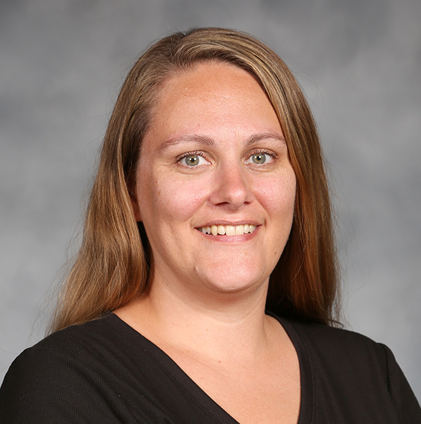 Melissa Crossno, 7-12 Counseling Administrative Assistant