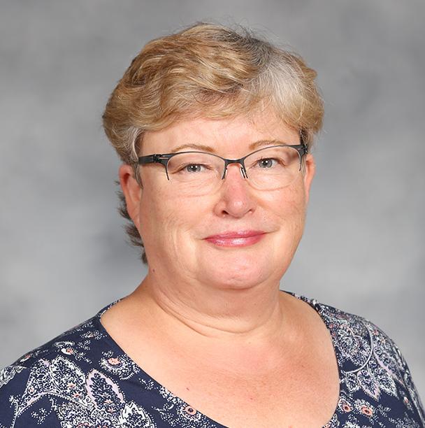 Peg Alexander, HS Librarian & School Improvement Leader